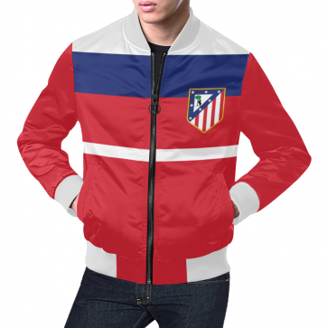 atletico madrid retro style