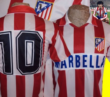 ATLETICO MADRID ALTERNATIVA | PAULO FUTRE | 1992