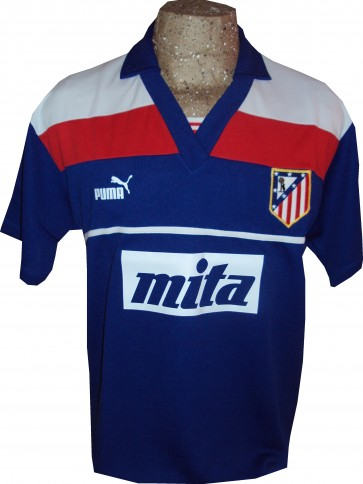 Camiseta Paulo Futre Atletico Madrid Alternativa 02