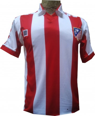 Camiseta Atletico Madrid Temporada 1982 04