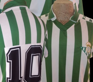 REAL BETIS | TEMPORADA 1982/1983 | TRIBUTO A JULIO CARDE