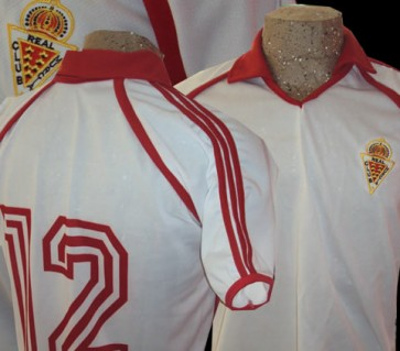 REAL MURCIA | EQUIPACION ALTERNATIVA | DECADA DEL 80