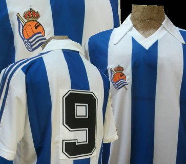 REAL SOCIEDAD | TRIBUTO A SATRUSTEGI | 1982
