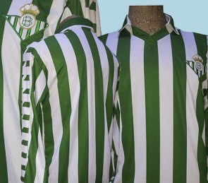 REAL BETIS | MANGA LARGA | 1982/1983