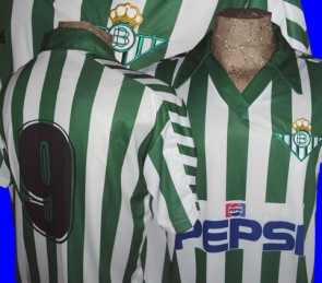 REAL BETIS | TRIBUTO A PEPE MEL | 1989/1990
